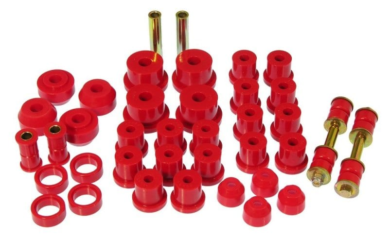 Ford Mustang wo Transmission Mount Total Bushing Kit image .tiff