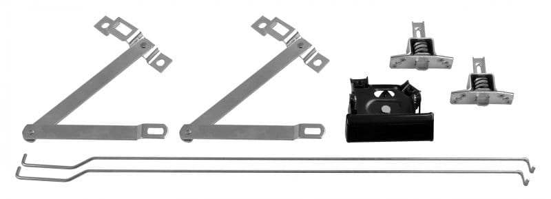 GM Pickup Tailgate Hardware Kit Fleetside image .jpeg