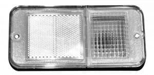 GM Pickup Rear Side Marker Lamp Universal Amber wo Trim image .jpeg