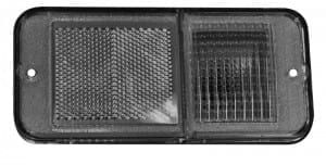 GM Pickup Rear Side Marker Light Red Universal wo Trim image .jpeg