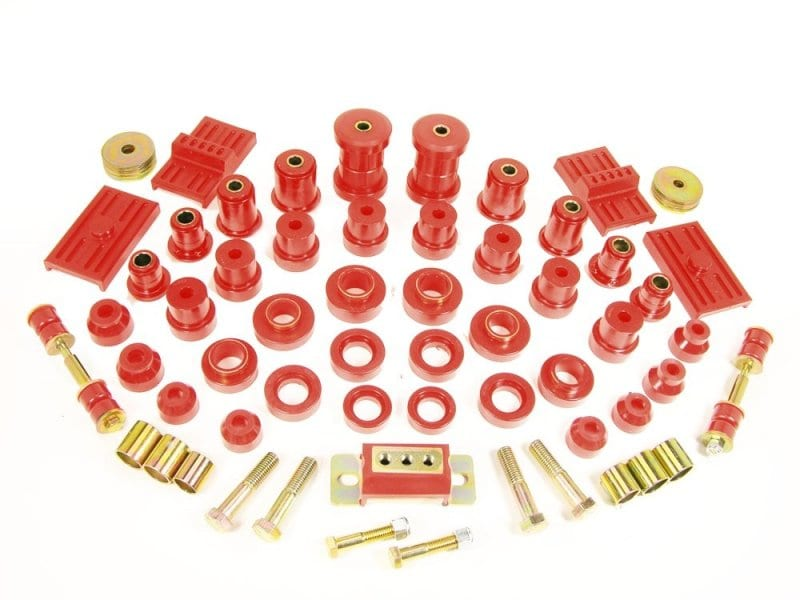 Chevy Nova Mono Leaf Total Bushing Kit image .tiff