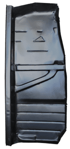 Mercedes Chassis Type  Models   Floor Panel  Door Half Section Driver Side image .png