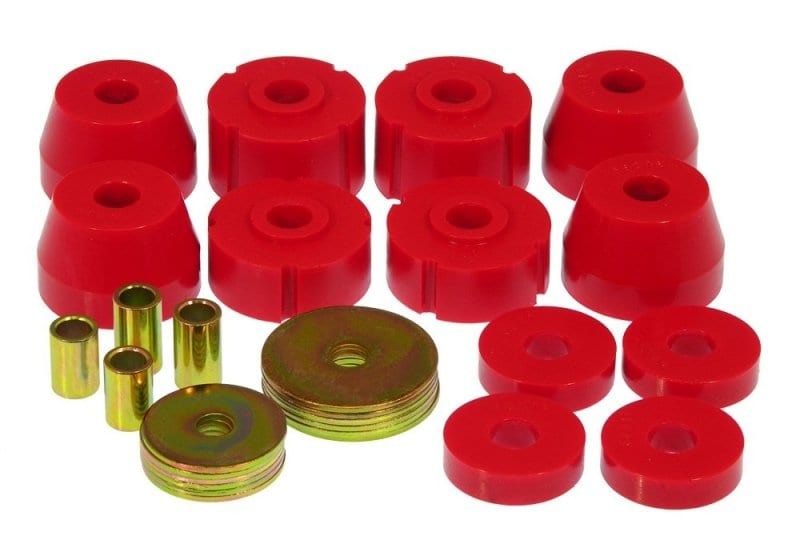 Dodge Pickup Standard Cab Body Mount Bushings image .tiff