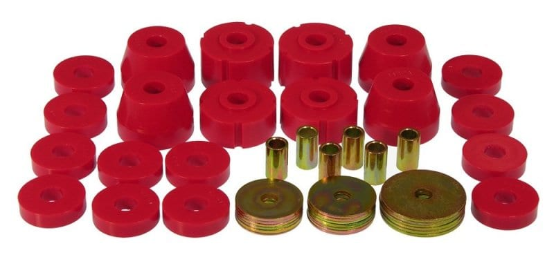 Dodge RamchargerTrailduster Body Mount Bushings image .tiff