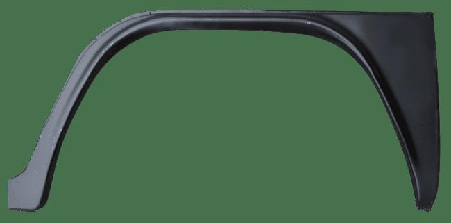 Front Fender Rear Section Drivers Side Image on 1989 Dodge Dakota Door Seals