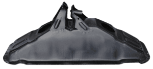 VOLKSWAGEN BEETLE SUPER BEETLE FRONT SEAT RISER DRIVERS SIDE image .png