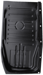 VOLKSWAGEN BEETLE SUPER BEETLE REAR FLOOR PAN PASSENGERS SIDE image .png
