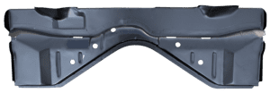 VOLKSWAGEN SUPER BEETLE INNER FRONT FIRE WALL PANEL image .png