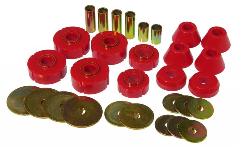 ChevyGMC WD Pickup Body Mount Bushings image .tiff