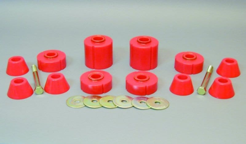 ChevyGMC Pickup Body Mount Bushings image .tiff
