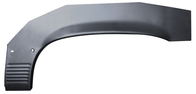 Mercedes Chassis Type  Models SLSLC Upper Rear Wheel Arch  Door Driver Side image .png