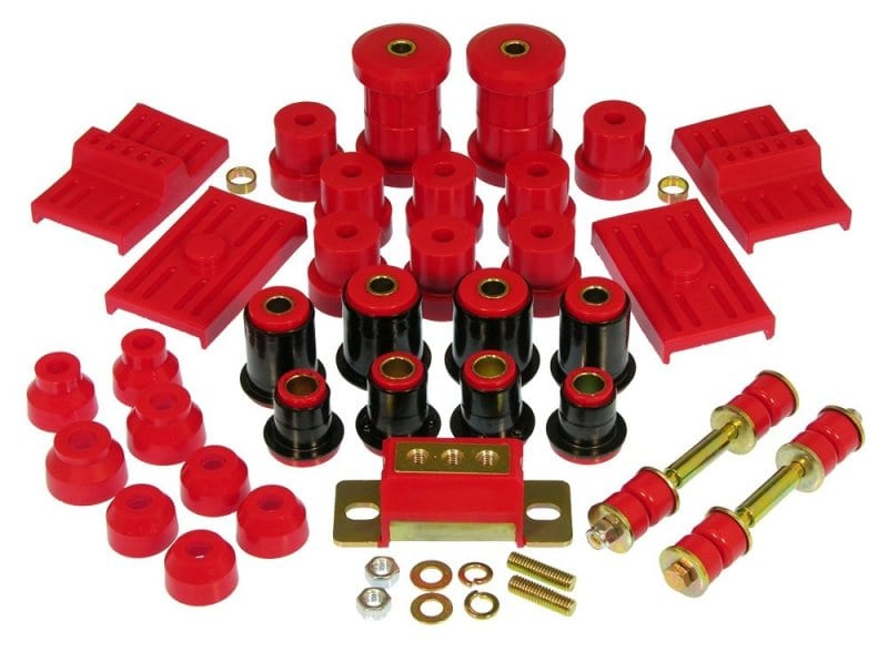 Pontiac Firebird Total Bushing Kit image .tiff