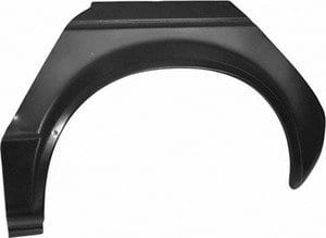 Volkswagen RabbitGolfJetta  Door Upper Rear Wheel Arch Driver Side image .jpeg