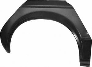 Volkswagen RabbitGolfJetta  Door Upper Rear Wheel Arch Passenger Side image .jpeg