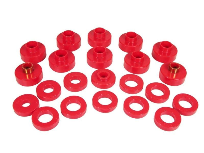 Jeep CJ Body Mount Bushings image .tiff