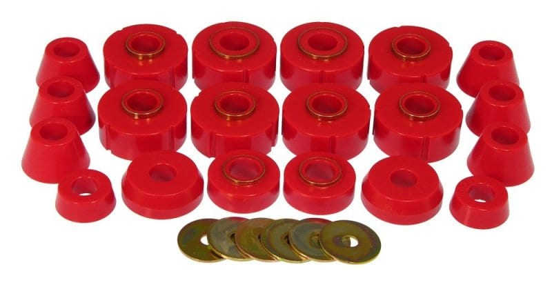 Ford Bronco Body Cab Mount Bushings image .tiff