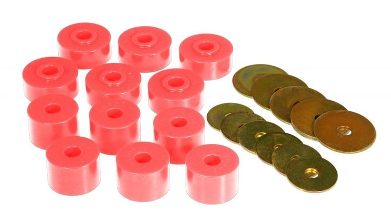 Dodge WD D Ram  Body Mount Bushings image .tiff