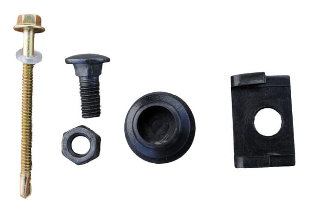 FRONT OR REAR BUMPER CORNER MOUNTING KIT image .jpeg
