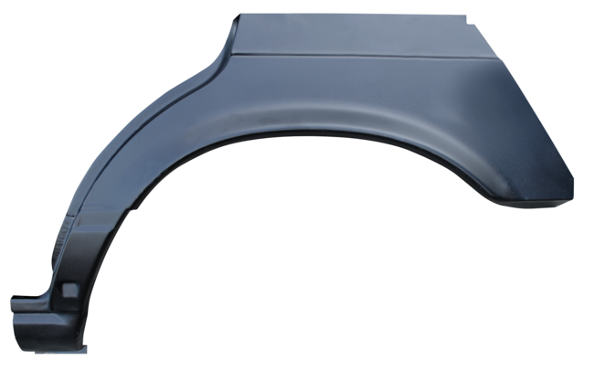 Mercedes W S Class Upper Rear Wheel Arch Driver Side image .png