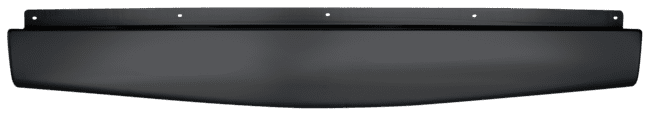 Chevy S Fleetside Pickup Rear Roll Pan wo License Plate image .png
