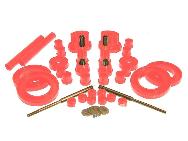Ford Mustang  Cyl w Automatic  Cyl Automatic or Manual w Transmission Mount Total Bushing Kit image .tiff