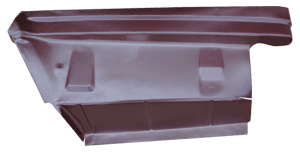 Volvo   Door Lower Rear Quarter Section Driver Side image .png