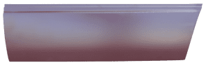 Volvo   Door Rear Lower Door Skin Driver Side image .png