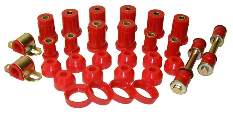 Pontiac Fiero Total Bushing Kit image .tiff