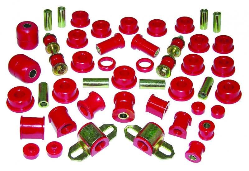 Toyota Corolla GTSSR RWD Total Bushing Kit image .tiff