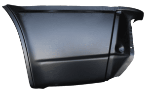 Saab   Door Sedan Rear Lower Quarter Section Driver Side image .png