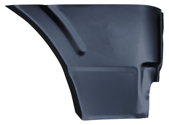 Suzuki Samurai Lower Rear Quarter Section Driver Side image .png