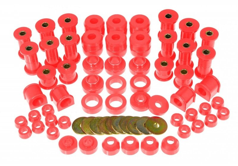 Jeep Wrangler Total Bushing Kit image .tiff