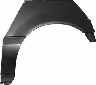 Honda Civic Hatchback  Door Rear Wheel Arch Passenger Side image .jpeg