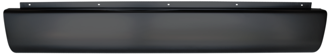 Chevy CK Fleetside Pickup Rear Roll Pan wo License Plate image .png
