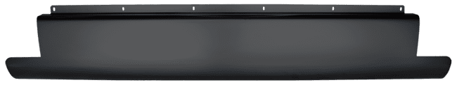 Chevy CK Stepside Pickup Rear Roll Pan wo License Plate image .png