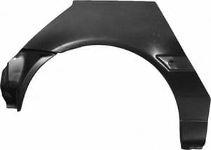 Volkswagen GolfJetta MK  Door Rear Upper Wheel Arch Passenger Side image .jpeg