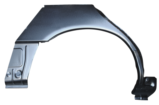 Mazda  Upper Rear Wheel Arch Passenger Side image .png