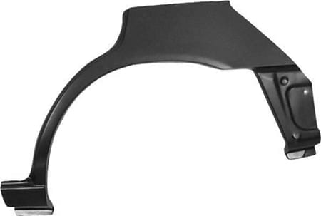 Toyota Corolla Sedan Rear Wheel Arch Driver Side image .jpeg