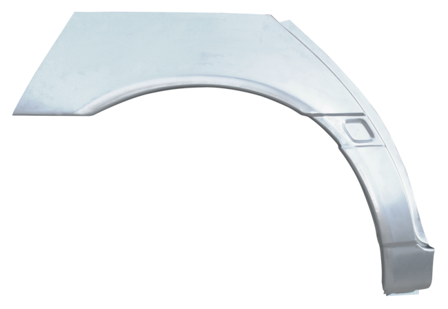 Mercedes W C Class  Door Upper Rear Wheel Arch Passenger Side image .png