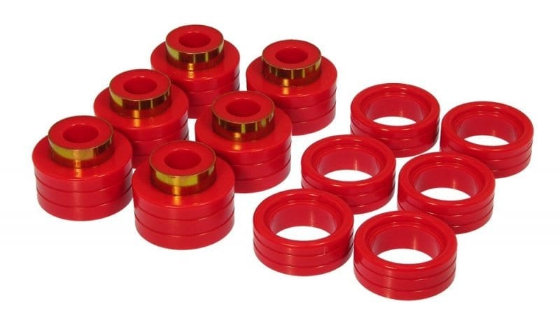 Dodge Ram   Standard Cab Body Mount Bushings image .tiff