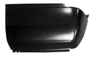 Dodge Pickup Lower Rear Bedside Section  Bed Fleetside Only Passenger Side image .jpeg