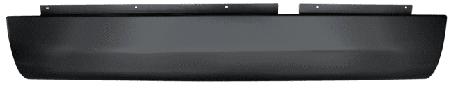 Dodge Ram Fleetside Pickup Rear Roll Pan wo License Plate image .png