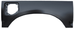 Toyota Tacoma Upper Rear Wheel Arch Driver Side image .png