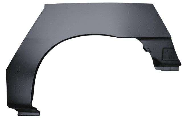 Hyundai Accent Hatchback Upper Rear Wheel Arch Driver Side image .png