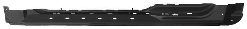 F FLD Heritage Super Cab Rocker Panel With Rear Suicide Doors Driver Side image .tiff