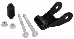 Ford F WDWD F  Heritage Rear Spring Shackle Kit Universal image .jpeg