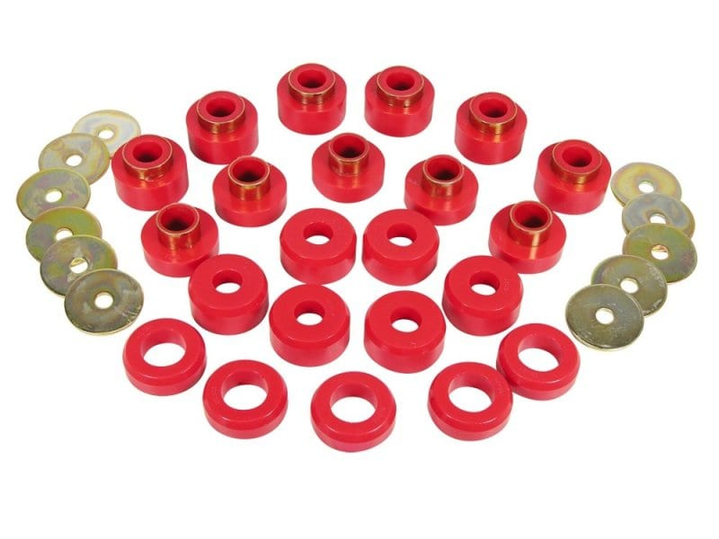 Jeep Wrangler Body Mount Bushings image .tiff