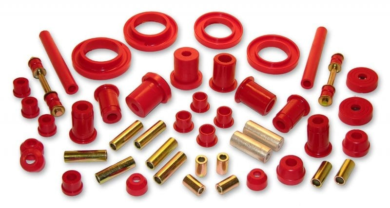 Ford Mustang Cobra Total Bushing Kit image .tiff