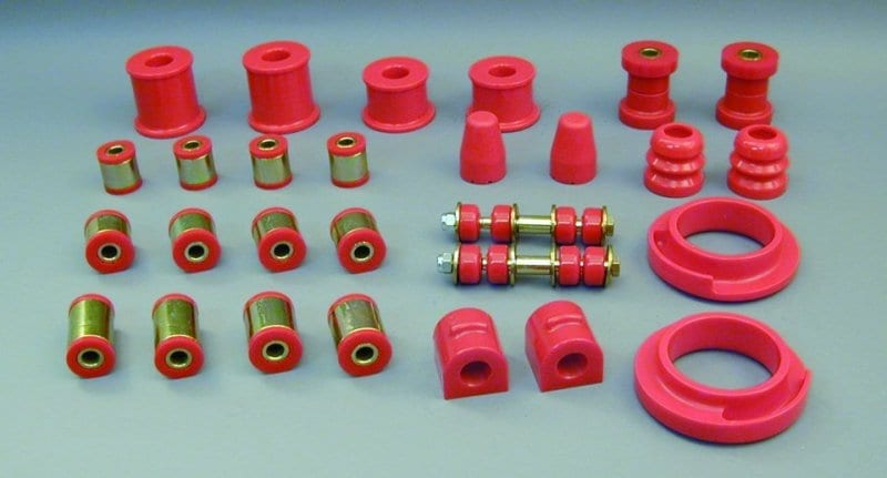 Ford FocusSVT Total Bushing Kit image .tiff