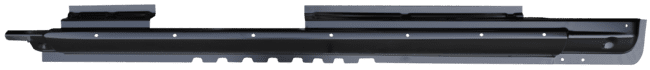 Jeep Liberty OEM Style Rocker Panel Passenger Side image .png
